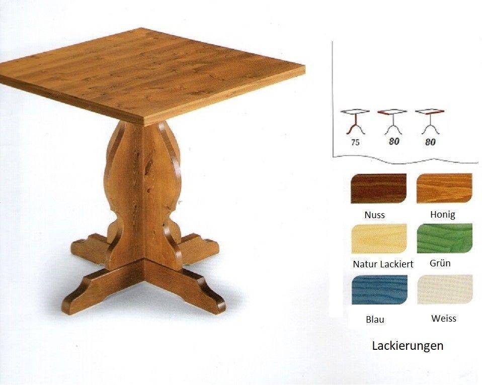Vollholz Couchtisch Tisch Sofatisch Ablage Design Minitisch